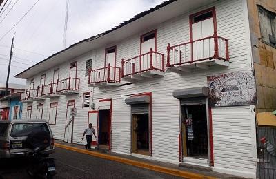 Hotel Castilla (Calle Jose del C. Ariza)
