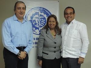 Lorenzo Sancassani, Orfila Salazar, Amaury Pla
