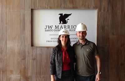 jw marriott executive team