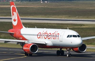 Air Berlin A320 D-ABGP