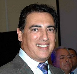 El empresario George Nader