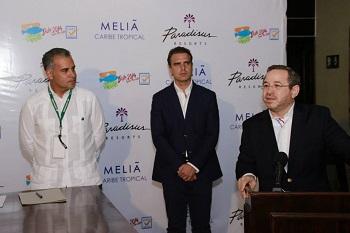 Luis Emilio Rodriguez Amiama, Rafael Torres, Guarocuya Felix
