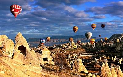 Turquia-Capadocia