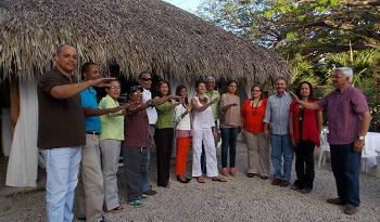 Juramentación comité gestor filial Adompretur La Romana (1)