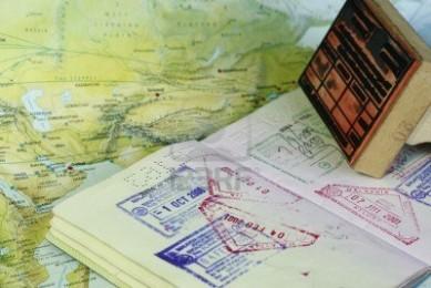 4011127-sellos-de-visado-en-el-pasaporte