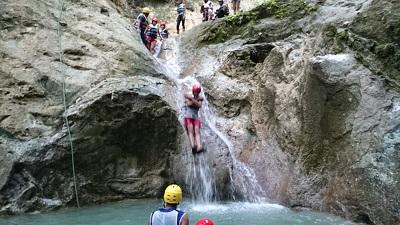 Saltos De La Damajagua