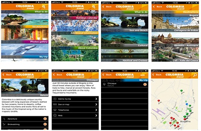 app colombia travel