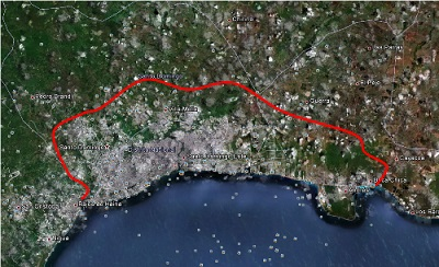 Circunvalacion Santo Domingo