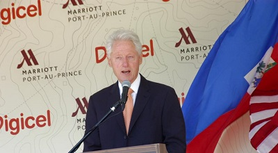 Marriot - Bill Clinton IF