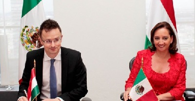 Mexico Hungria