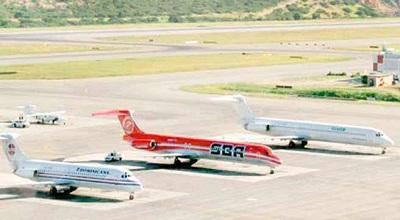 Aviones Venezuela