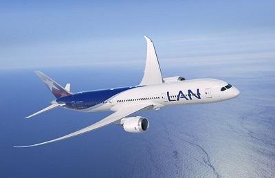 LAN 787-9 Dreamliner