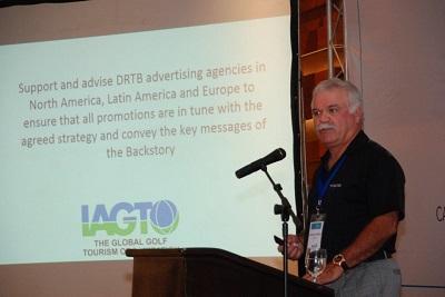 Foto 2, Claudio de Marchi, presidente de IAGTO Norteamerica. (1)