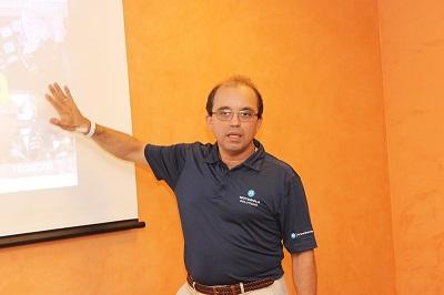 Luis Lorenzo, gerente de desarrollo de negocios