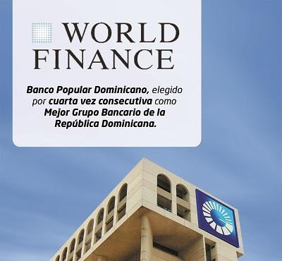 Reconocimiento Arte World Finance 2015