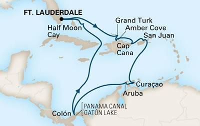 Cruceros Amber Cove - Cap Cana
