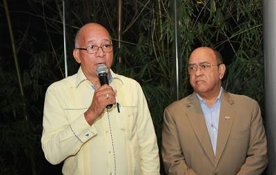 José Rafael Sosa y Quiterio Cedeño