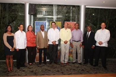 Miembros del Jurado del Premio Nacional de Periodismo Turítico Epifanio Lantigua 2015