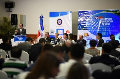 Ministro Simposio Infotur Dominicano 3