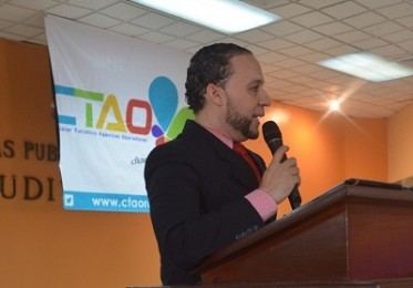 Omar Rivera, Director General de la  Fund. CTAO
