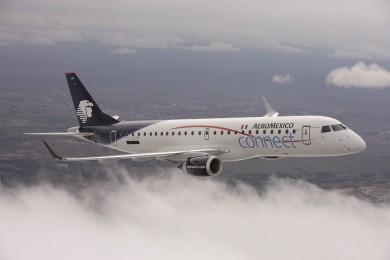 Aeromexico Embraer