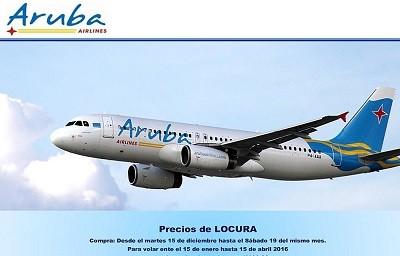 Aruba Airlines Tarifas