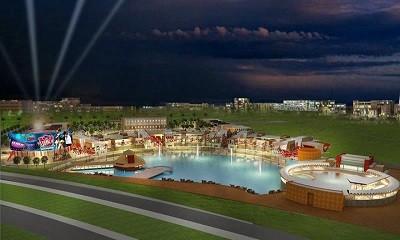 Parque Acuático  Donwtown Punta Cana abrirá sus puertas en febrero 2016