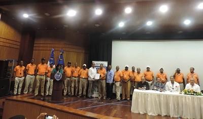 Grupo de taxistas certificados (1)
