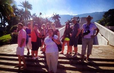 Turistas Polacos Infotur Dominicano