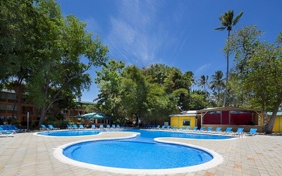 Don Juan Beach Resort Piscina Coral Vista Resort