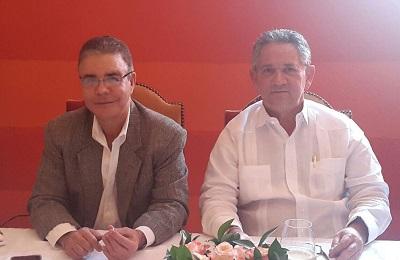 Luis José Chávez y Roberto Henríquez