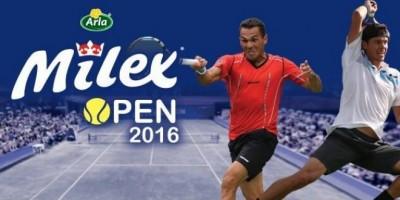 Milex tenis Open