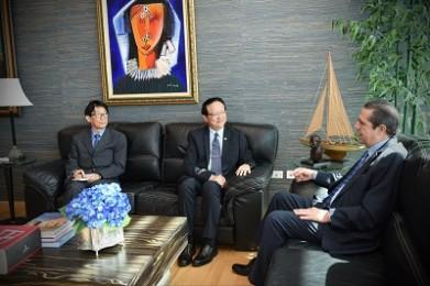 Ministro - Taiwan 1