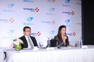 Aerodom Vinci Rueda de Prensa