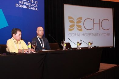 Julio Llibre y Ramón Tejeda Rueda de Prensa CHC y Xeliter