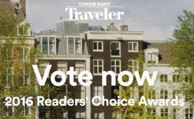 Travelers Choice 2016