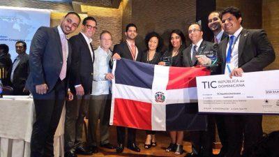 Ganadores de la competencia Tic Americas