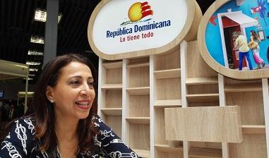 Isabel Vazquez IEuroal Infotur Dominicano