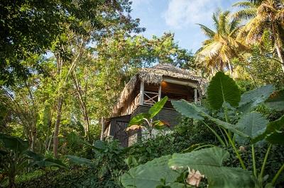 Cabaña en Tubagua Ecovillage
