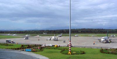 Campo aéreo AILI