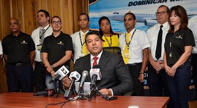 Fotografia Principal Víctor Pacheco Presidente de la línea aérea dominicana Dominican Wings 1