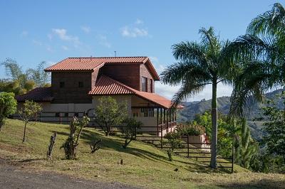 Rancho La Aurora Casa