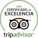 Tripadvisor Excelencias 2016