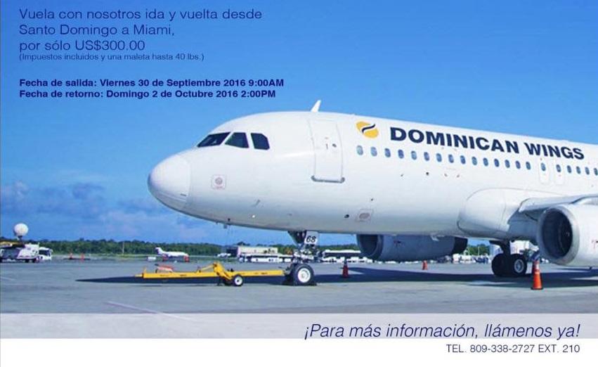 Dominican Wings EE UU
