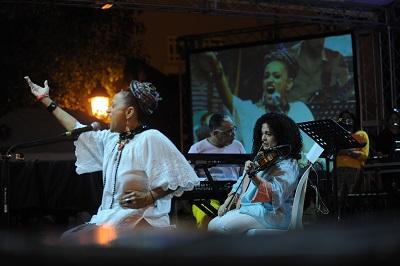 Patricia Pereyra en DR Jazz Festival 2
