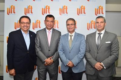Simón Suarez%2c Roger Jover%2c Luis José Chávez y Ryan Polanco