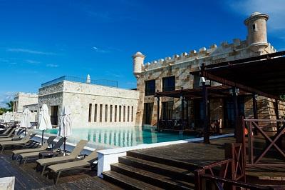 Vista Exterior Hotel Sanctuary Cap Cana by AlSol