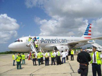 Infotur Dominicano 187 American Airlines Inicia Vuelos Con