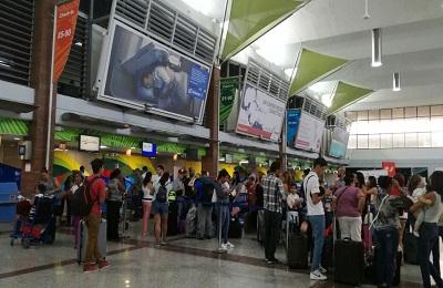 Resultado de imagen para Los aeropuertos dominicanos presenta cifras récords en la entrada y salida de pasajeros