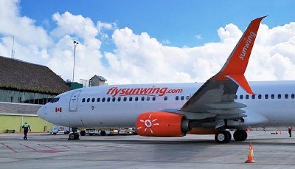 Infotur Dominicano » Sunwing anuncia horario de vuelos para invierno incluye  a Cuba, México y Puerto Plata y Punta Cana en RD